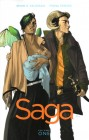 Saga: Volume One - Plagát - cover